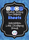 STOP {Students Tracking Own Progress} Sheets: Later Develo