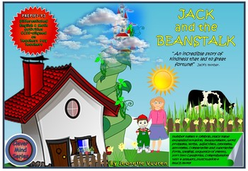 STORY - JACK AND THE BEANSTALK by JEANETTE VUUREN - INTEGR