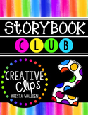 Storybook Bundle 2 {Creative Clips Digital Clipart}