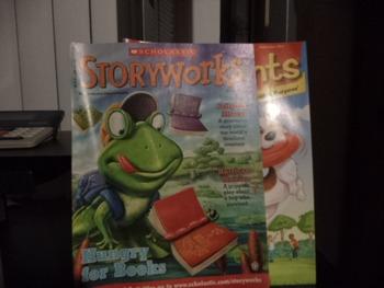 STORYWORKS       HIGHLIGHTS         (set of 2)