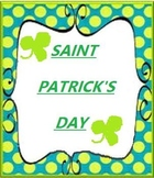 ST.PATRICK'S DAY FUN! 8pages Incl:LEPRECHAUN, HAT, 2 PUZZL