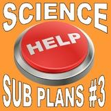 SUB PLAN 03 (Science / Health / P.E. / Language Arts) - Em
