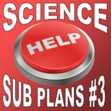 SUB PLAN 03 - EXTREME SPORTS (Science / Health / P.E. / La