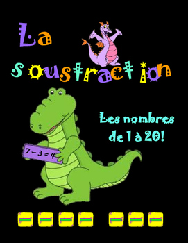 SUBTRACTION: Interactive Lessons, Anchor Charts, Problem S