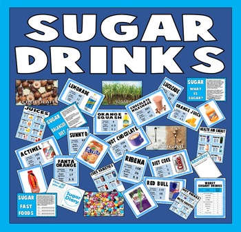 SUGAR - RESOURCES DISPLAY FOOD TECHNOLOGY HEALTHY EATING S
