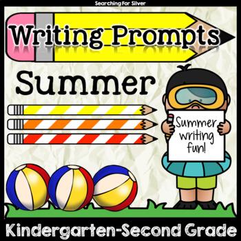 Summer Journal Prompts No-Prep