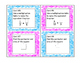 SUMMER THEMED MATH TASK CARDS
