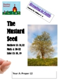 SUNDAY SCHOOL: The Mustard Seed parable