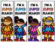 SUPER Reader Bookmarks {freebie!}