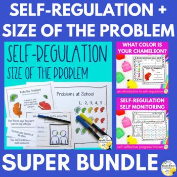 Zones & Self-Regulation SUPER BUNDLE!