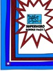 SUPERHERO Border Pack!