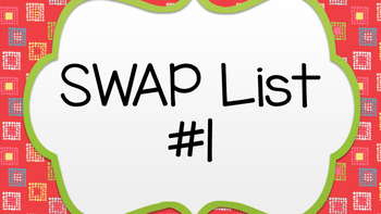 SWAP List Review