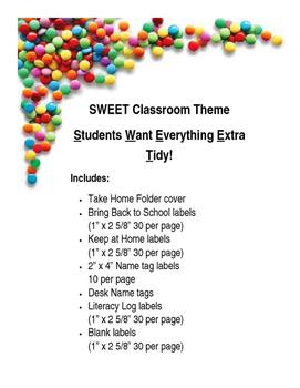 SWEET Classroom Theme