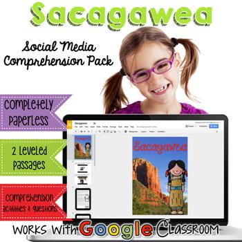 Sacagawea- Google Paperless Classroom