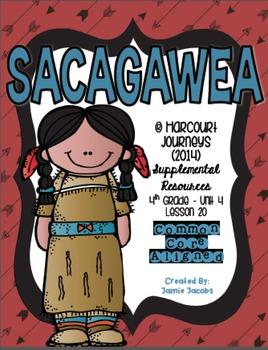 Sacagawea (Journeys 4th Gr. - Supplemental Materials)