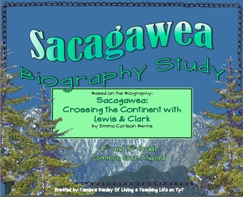 Sacajawea Biography Unit