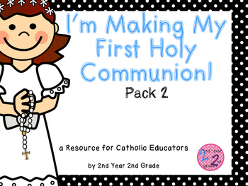 Sacracment of First Holy Communion Resources for Catholic