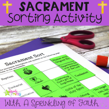Sacrament Sort