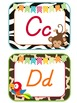 Safari | Jungle Themed Word Wall {K-1 High Frequency Words