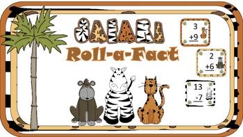 Safari Roll-a Fact