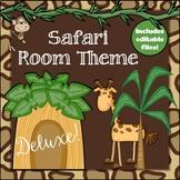 Safari Room Theme