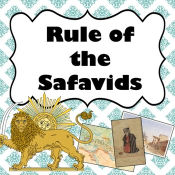 Safavid Empire PowerPoint Lesson