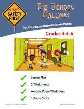 Safe, Respectful and Responsible Hallway Behavior Grades 4-5-6