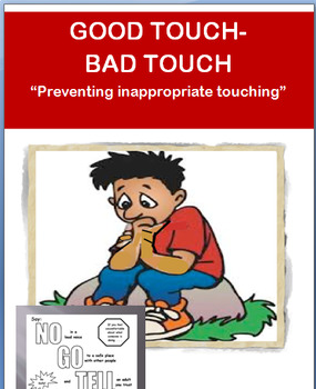 Safety- Good Touch-Bad Touch lesson, Underwear/bathing sui