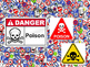 Safety Sign Review and BINGO
