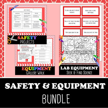 Safety and Equipment Bundle