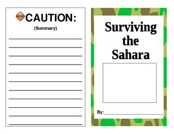 Sahara Desert Survival Guide - Cornell Notes