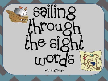 Sailing Through the Sight Words (Sight Word Fluency)