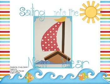 Sailing Into the New Year (School Year)