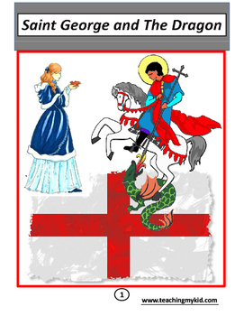 English Grammar Saint George and The Dragon