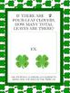 Saint Patrick's Day Math Worksheets (CCSS: 1.OA.1   1.OA.