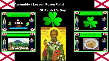 Saint Patrick's Day - PowerPoint Presentation