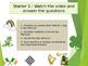 Saint Patrick's day, San Patricio freebie for beginners