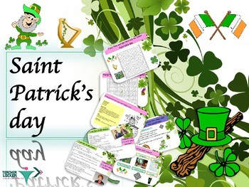Saint Patrick's day freebie PPT