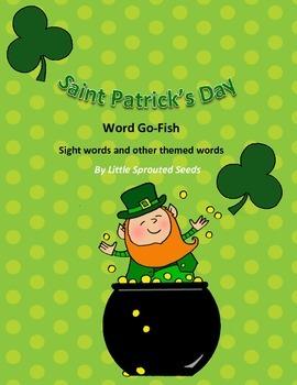 Saint Patrick's Day Card Game