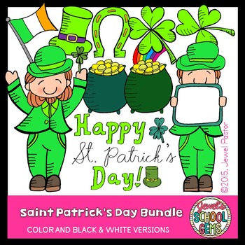 Saint Patricks Day Clip Art