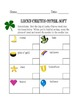 Saint Patrick's Day Graphing, Sorting & Reading Data with