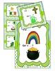 Saint Patricks Day-J'ai...Qui a-FRENCH Vocabulary Game-Fre