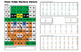 Saint Patrick's Day Leprechaun Multiplication Math Mystery