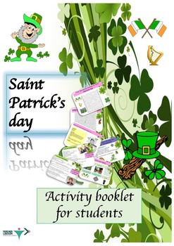 Saint Patrick's day, for beginners ESL