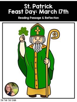 Saint Reading Passage & Reflection - St. Patrick