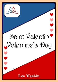 Saint Valentin - Valentine's Day