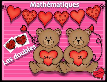 Saint-Valentin mathématiques: les doubles