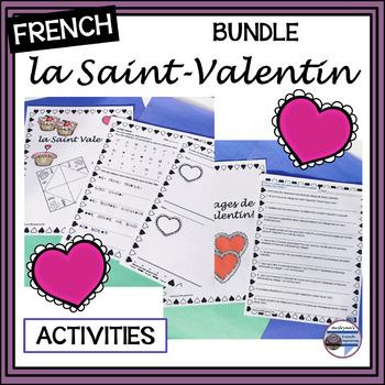 Valentine's Day Bundle– Un Paquet pour la Saint-Valentin