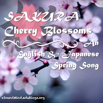 Asian-Pacific Heritage Month - Sakura:An English/Japanese