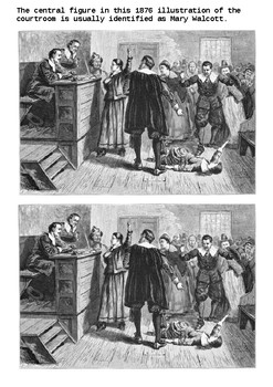 Salem Witch Trials Picture Pack